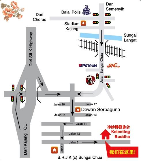PBMS map
